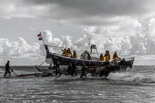 Amelandse paardenreddingsboot