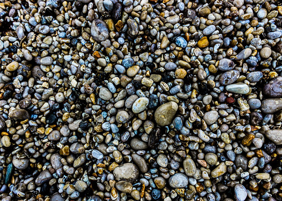 POCA POSTCARD stones island   colour   YOU ROCK!