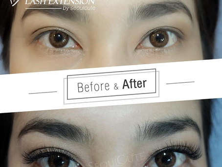 How to take care of eyelashes after eyelashes extension | EyeLash by SeoulCute