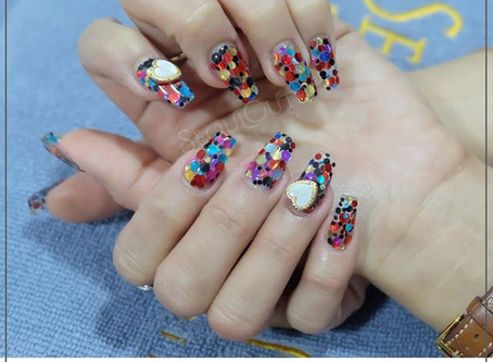 Nail Extension by SeoulCute
