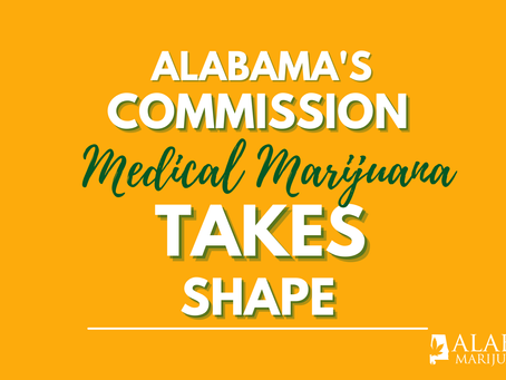 Alabama's Medical Cannabis Commission Finalized