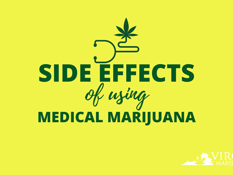 Medical Marijuana Side Effects Usually Minor and Tolerated