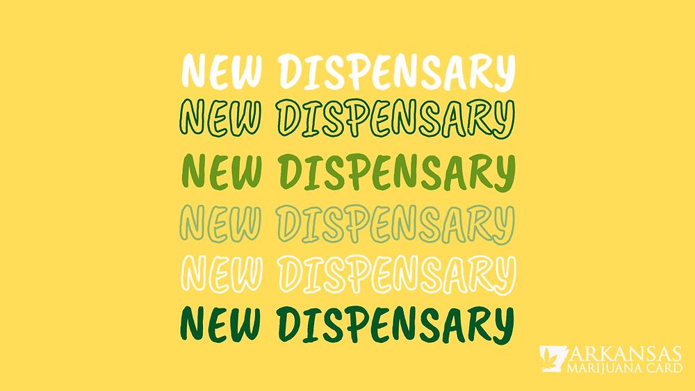 new dispensary in arkansas