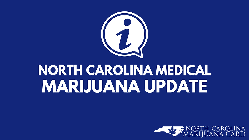 north Carolina medical marijuana update