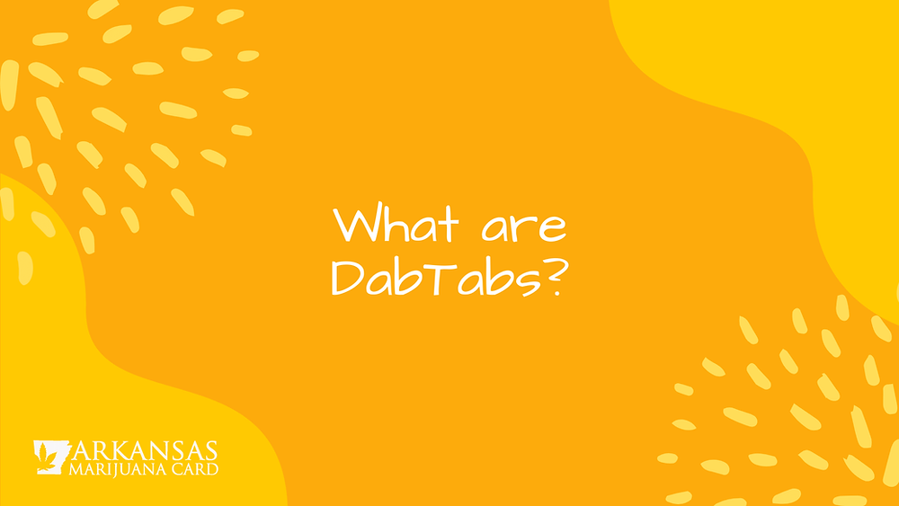 What are Dabtabs?