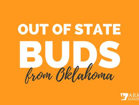 Arkansas Marijuana Patients Seek Out of State Buds in Oklahoma