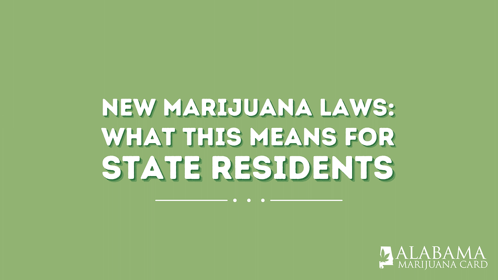 New marijuana laws: what this means for state residents