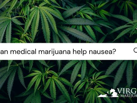 How To Relieve Nausea With Medical Marijuana
