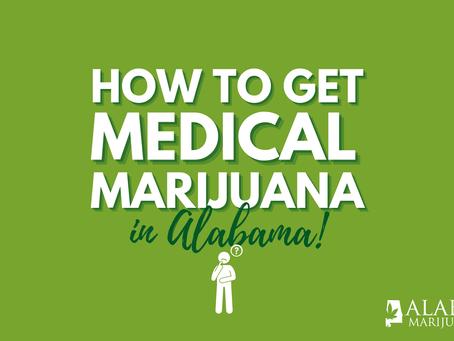 How to Get an Alabama Medical Marijuana Card