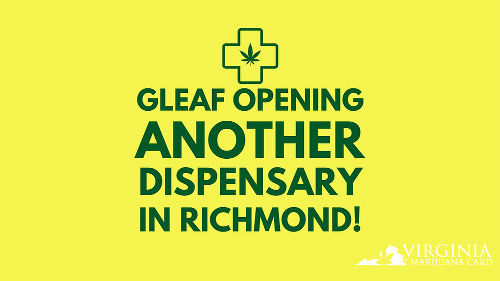 GLeaf Opening Another Dispensary in Richmond