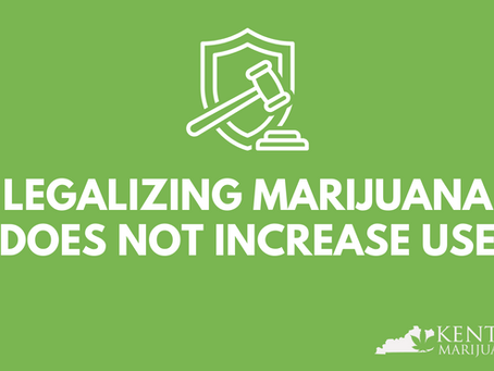 States Where Medical Marijuana is Legal are Not Seeing Increased Cannabis Use