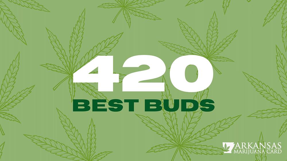 420 best buds