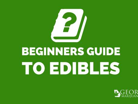 Georgia Marijuana Card Guide: Beginner's Guide to Edibles