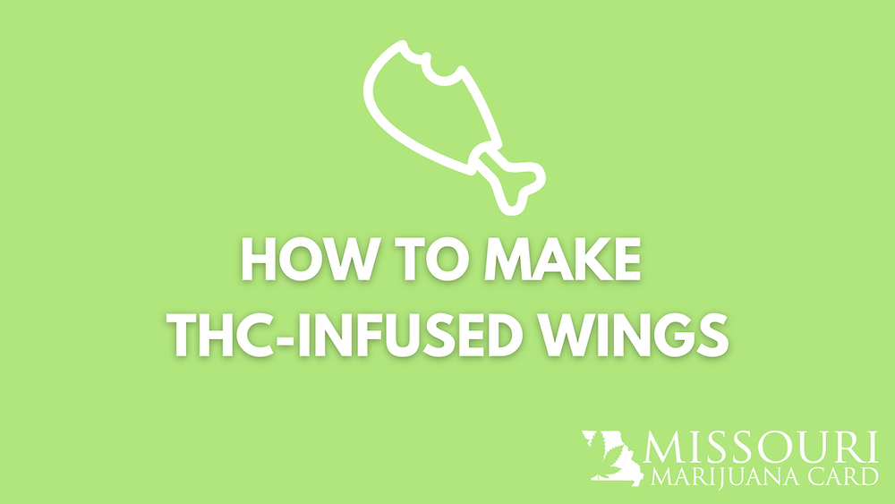 how to make THC-infused wings