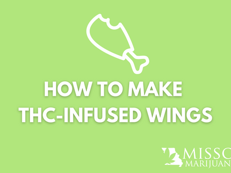 How to Make THC-Infused Wings for a Next Level Football Season!
