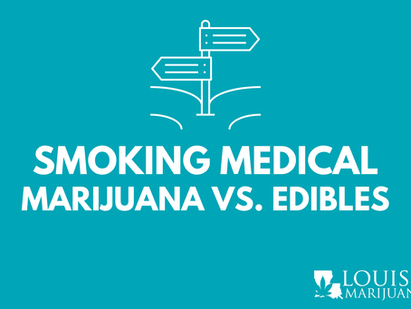 What's the Difference Between Smoking Marijuana and Using an Edible?