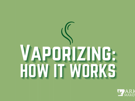 Arkansas Cannabis Guide: Vaporizing
