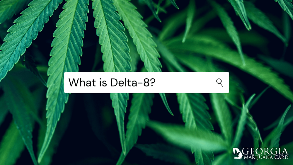 what is delta-8?