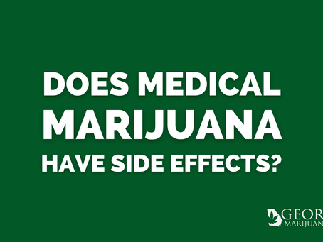 The Side Effects of Cannabis