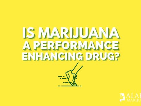 Can Marijuana Enhance Athletic Performance?