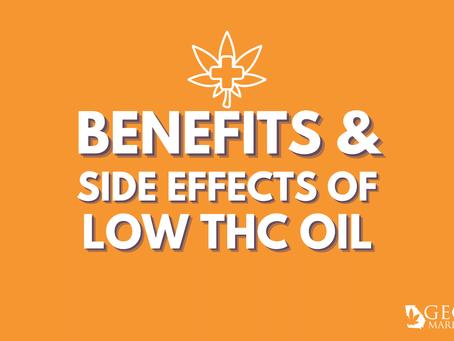 Cannabis Oil for Georgia Medical Marijuana Patients