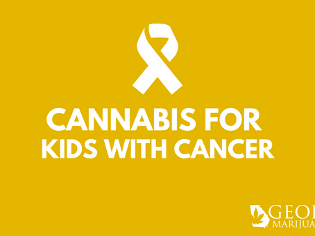 Children Living With Cancer Can Get Relief Through Medical Marijuana