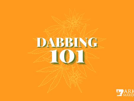 Arkansas Cannabis Guide: Dabbing 101