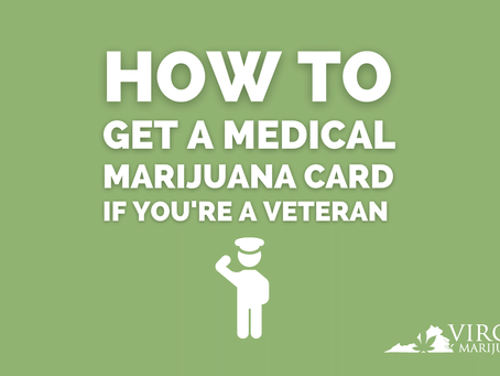How Virginia Veterans Can Get Medical Marijuana Without a VA Clinician Recommendation
