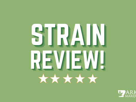 Arkansas Strain Review: Eleven Roses