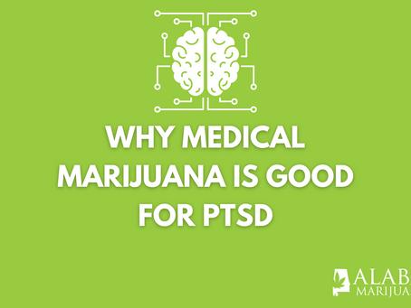 Medical Marijuana is Good for PTSD