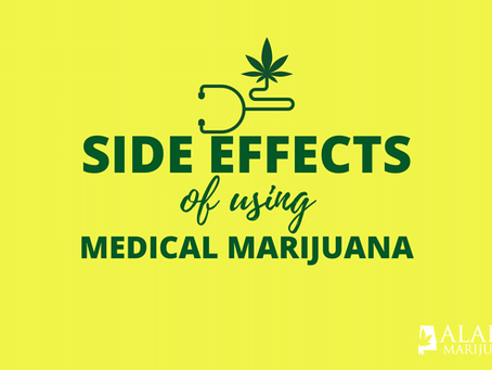 Side Effects of Medical Marijuana Use