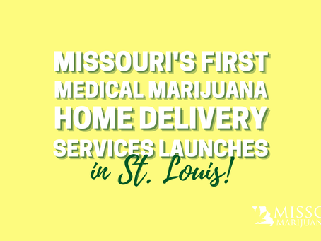 Missouri's First Medical Marijuana Home Delivery Service Launches in St. Louis