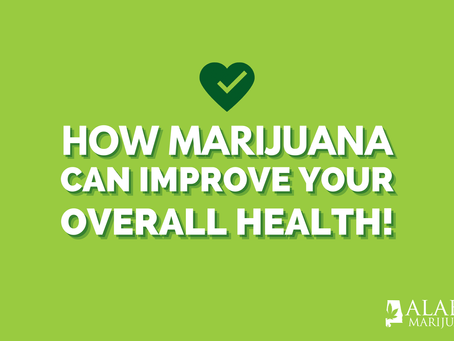 Improve Your Overall Health with Medical Marijuana