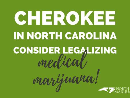North Carolina Considering Legalizing Medical Marijuana