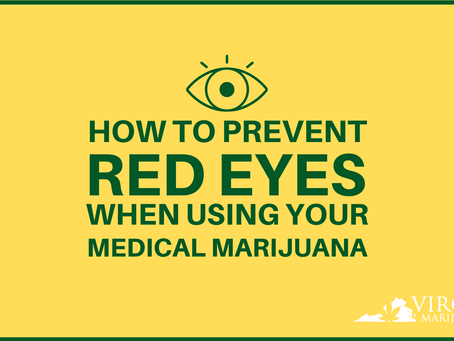 How to Prevent Red Eyes When Using Marijuana