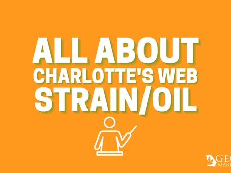 Georgia Marijuana Card Guide: Charlotte's Web – Low THC Oil with High Hopes