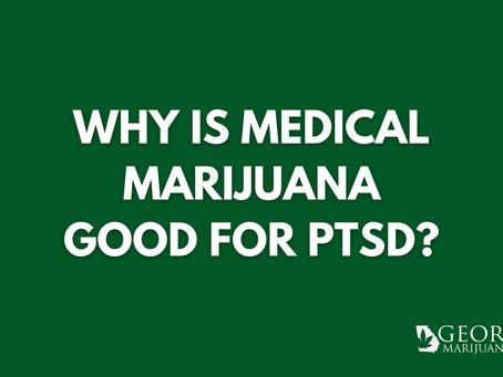 Why Medical Marijuana Can Help with PTSD
