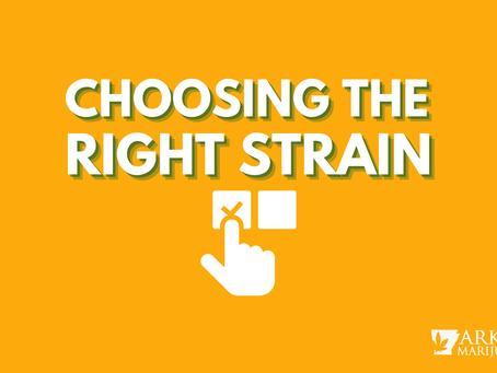 Arkansas Marijuana Card Guide: Choosing the Right Strain for You