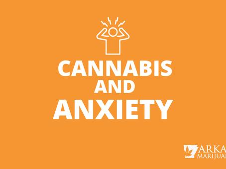 Arkansas Marijuana Card Guide: Cannabis & Anxiety