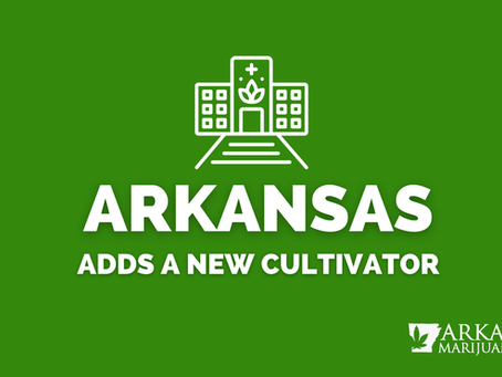 Ft. Smith, Arkansas Cultivator Starts Growing