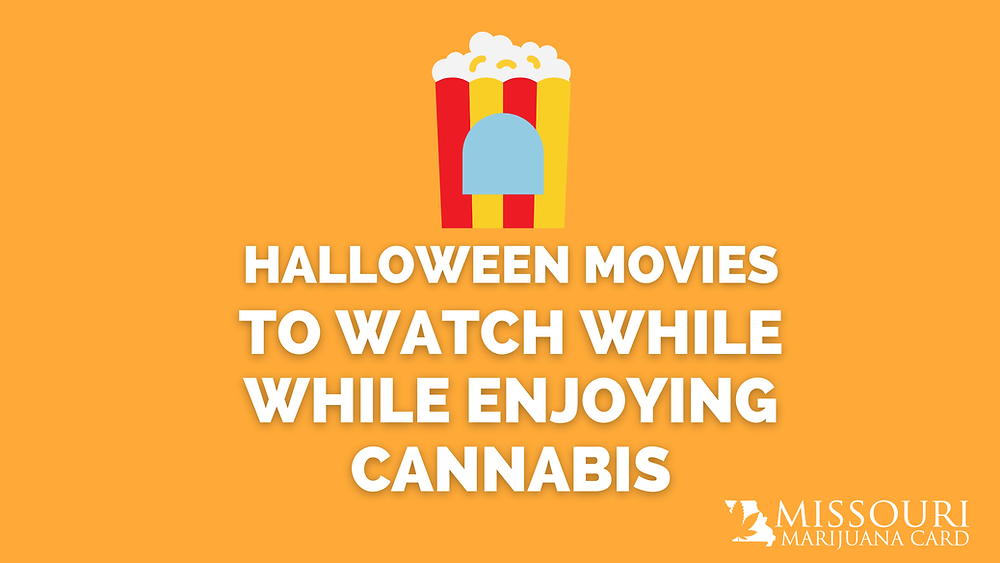 Halloween Movies to Watch While Enjoying Cannabis