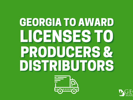 Georgia Approves 6 Licenses for Medical Marijuana