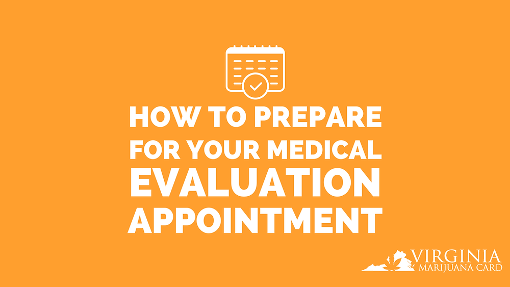 How to prepare for your medical evaluation appointment