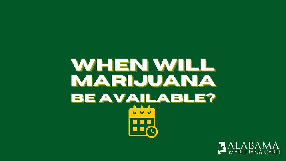 When Will Marijuana Be Available?