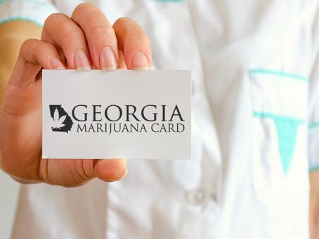 Benefits of Having a Georgia Medical Marijuana Card