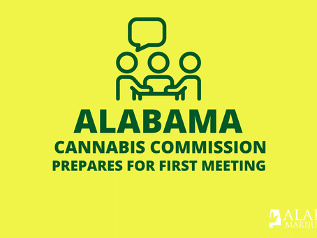 Alabama Cannabis Commission Meets for the First Time