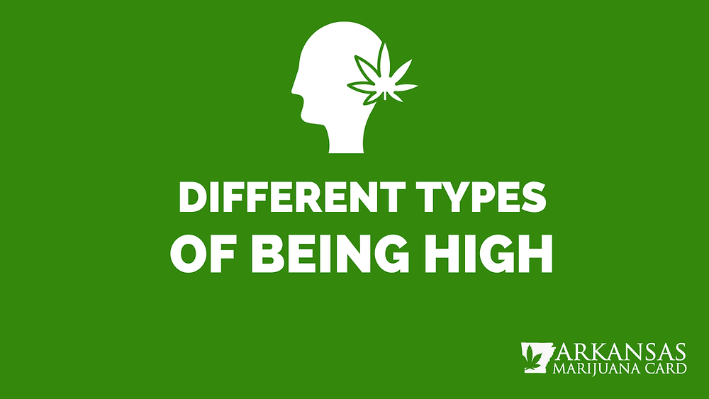 different types of being high