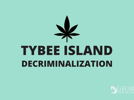 Tybee Island Decriminalizes Cannabis