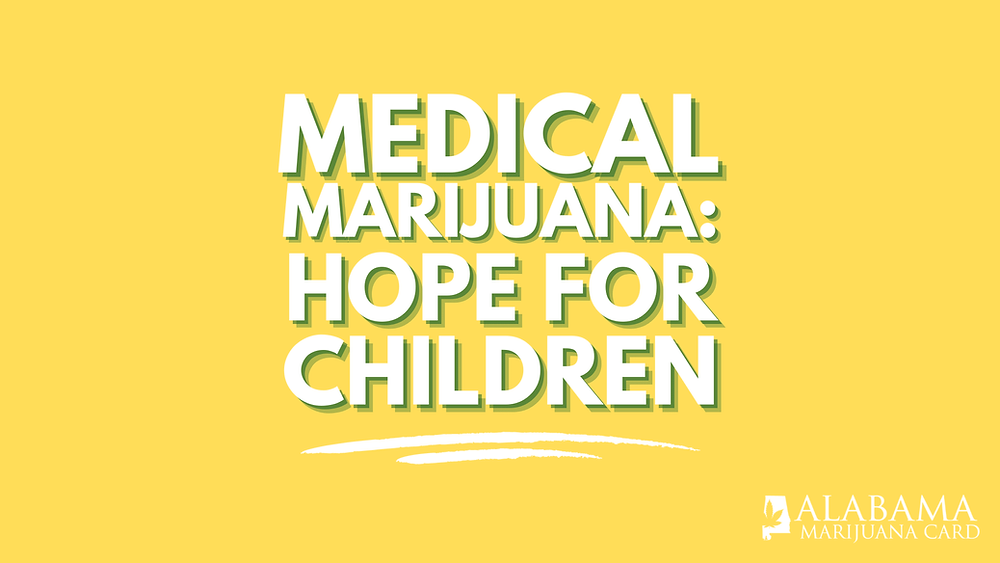 medical marijuana: hope for children