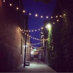Sculpture-Alley-night